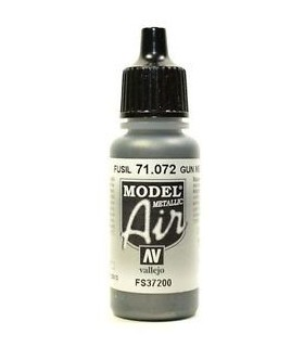 Model air metallic 16ml Vallejo