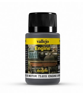 Weathering effects engine 40ml Acrílicos Vallejo