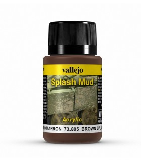 Weathering effects splash mud 40ml Acrílicos Vallejo