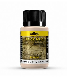 Weathering effects thick mud 40ml Acrílicos Vallejo
