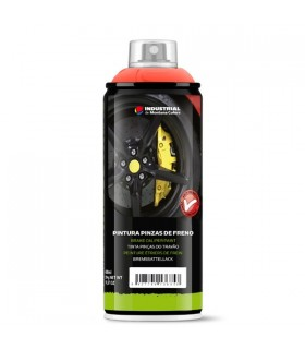 Spray MTN pinzas de freno amarillo 400ml