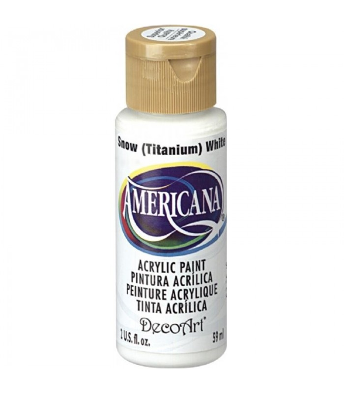Americana acrílica mate 60ml.