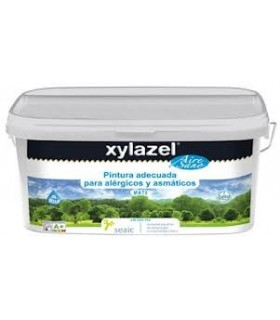 Pintura ecológica Xylazel Aire Sano 2,5L.