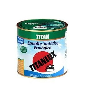Organic Synthetic Enamel Titanlux 500ml.