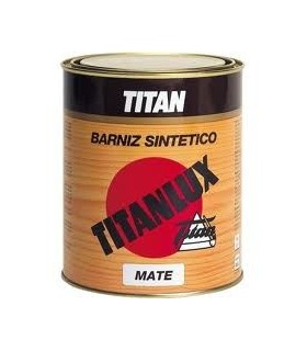 Vernis synthétique Titanlux mat