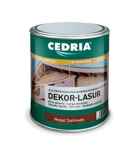 Cedria Dekor Lasur to Water