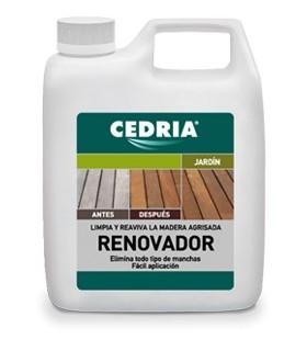Renovator zum Wasser 1l Cedria