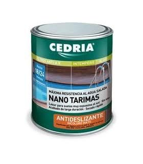 Plataformas antiderrapantes Cedria Nano 1L.