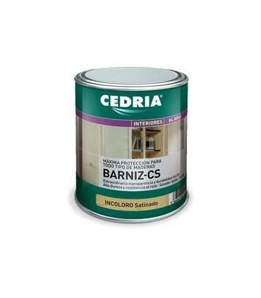 Cedria Barniz CS satinado al Agua 750ml.