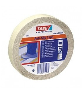 Fluorescent slip tape tesa 60953 15mx25mm