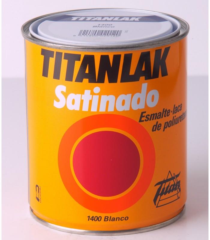 Enamel Titanlak Satin colors 375ml
