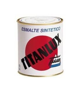 Émail synthétique titanlux brillant Noir 4l