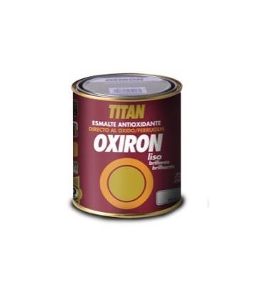 Oxiron liso brillante blanco y colores 4L