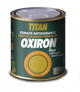 Oxiron Titan acetinado liso 4L.