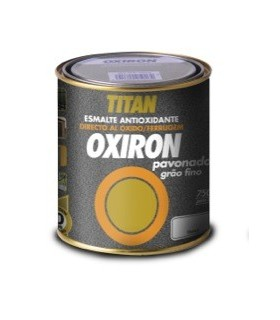 Oxiron Pavonado 750ml Antioxidante colores