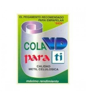 Cola Methylcellulosic wallpaper 100gr