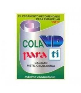 Cola metilcelulose papel de parede 100gr