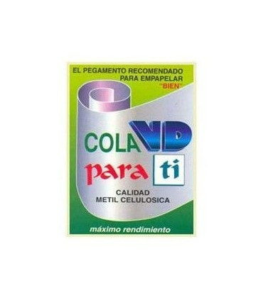 Cola Papel pintado metilcelulósica 100gr
