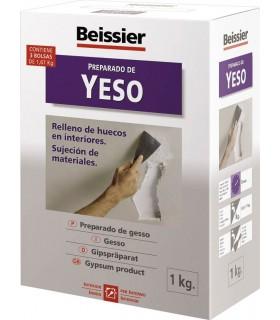 Preparado de yeso Bessier 1kg