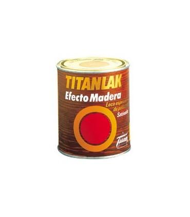 Titanlak 750ml wood effect