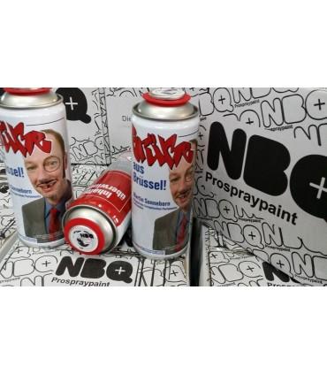 Spray NBQ EDICION LIMITADA Martin Sonneborn