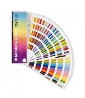 Graphique des couleurs MTN