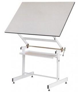 Reig mesa de desenho de articulação dupla