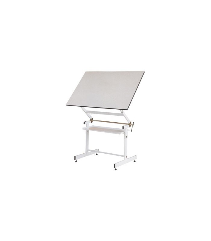 Reig double articulation drawing table