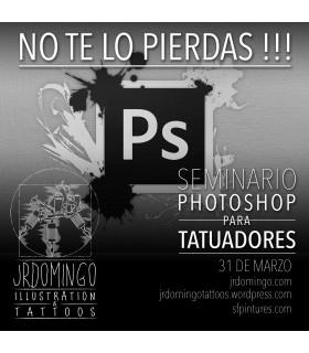 Seminario Photoshop para Tatuadores