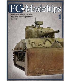 """Livro Versão em Inglês """"FC Modeltips 1"""" de Federico Collada"""