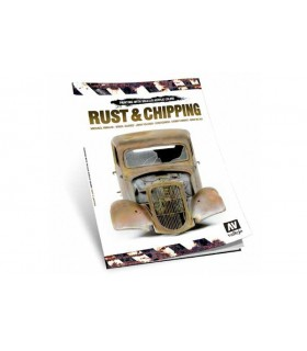 "Libro ""Rust & Chipping"" - English"