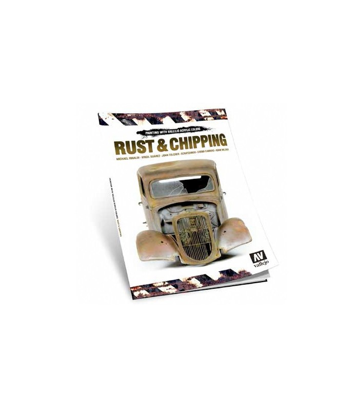 "Libro ""Rust & Chipping"" - English"