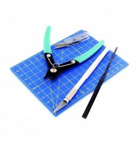 Conjunto de ferramentas básicas Vallejo T11001