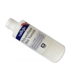 Vallejo Mate Polyurethane Varnish 200ml