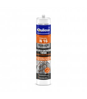 Quilosa neutral silicone ref. N-16 bottle of 300 ml
