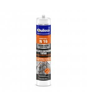 Quilosa neutral silicone ref. N-16 garrafa de 300 ml