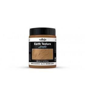 Effetti Vallejo diorama brown earth 26219 200ml
