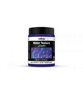 Vallejo diorama effetti blu pacifico 26203 200ml