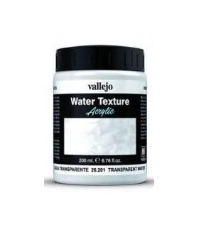 Diorama Vallejo efeitos de água transparente 26201 200ml