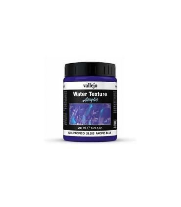 Vallejo diorama effects azul atlantico 26204 200ml