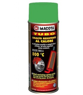 Anti-Hitze-Sprayer Macota 400ml Grün