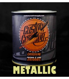 Pintura pinstriping 125ml Custom Creative Metalizado