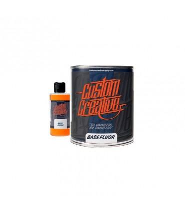 Water based paint Fluor H2O 60 ml. Custom Creative