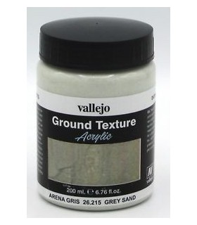 Vallejo diorama effects Grey Sand 26215 200ml