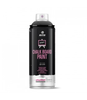 Spray MTN PRO Pizarra Negra 400ml