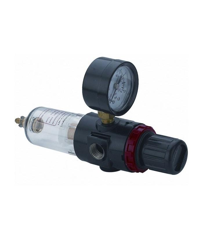 Filtro regulador con manómetro Dismoer