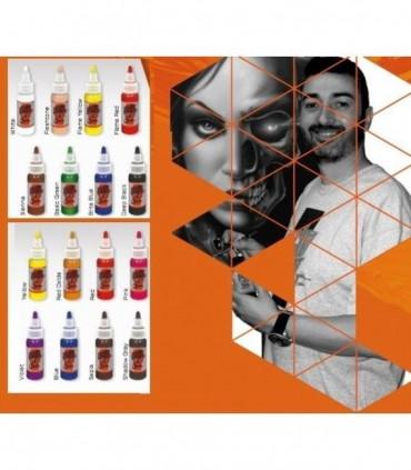 Pinturas Juanjo Baron de Custom Creative 60ml