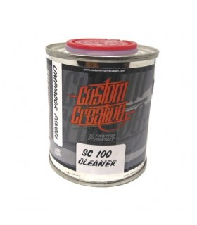 Escovas limpas de pinstriping SC-100 250ml custom creative