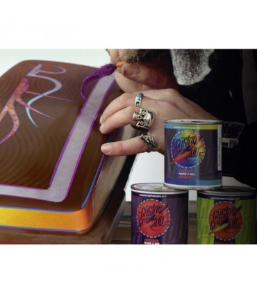 Limpiador pinceles pinstriping SC-100 250ml custom creative