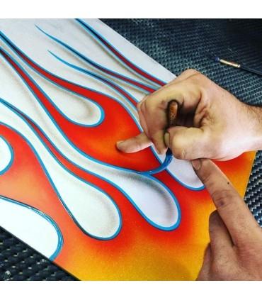 Pintura Fotoluminiscente 150ml Custom Creative
